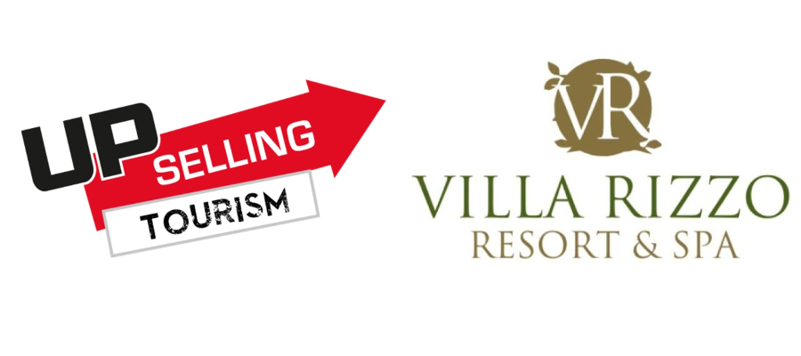 Upselling Tourism team building a Villa Rizzo