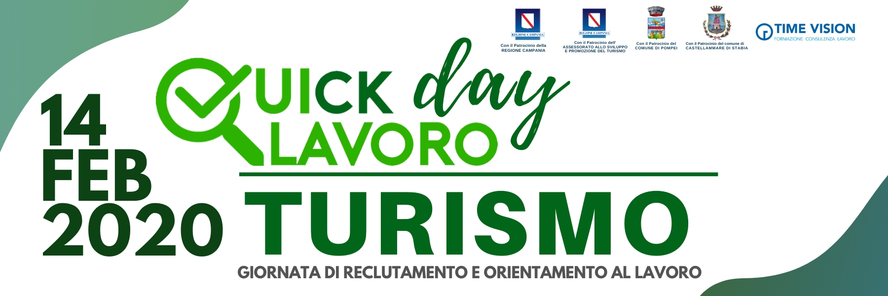 Upselling Tourism a QuickLavoro Day 2020