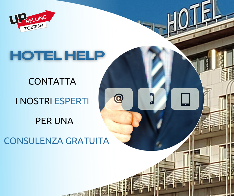 Upselling Tourism Hotel Help